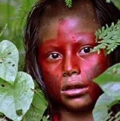 Índia Kayapó.