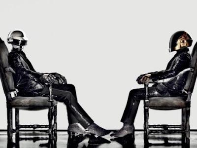 Daft Punk by Maciek Kobielski