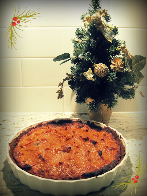 Thanksgiving and Sweet Potato Pie Recipe