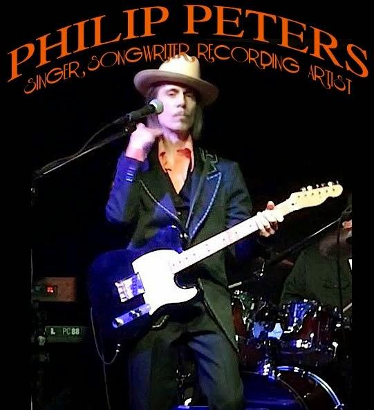 philip peters ~ singer songwriter recording artist