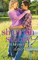 Review pf Kowalski Family #5 All He Ever Desired by Shannon Stacey published by Carina