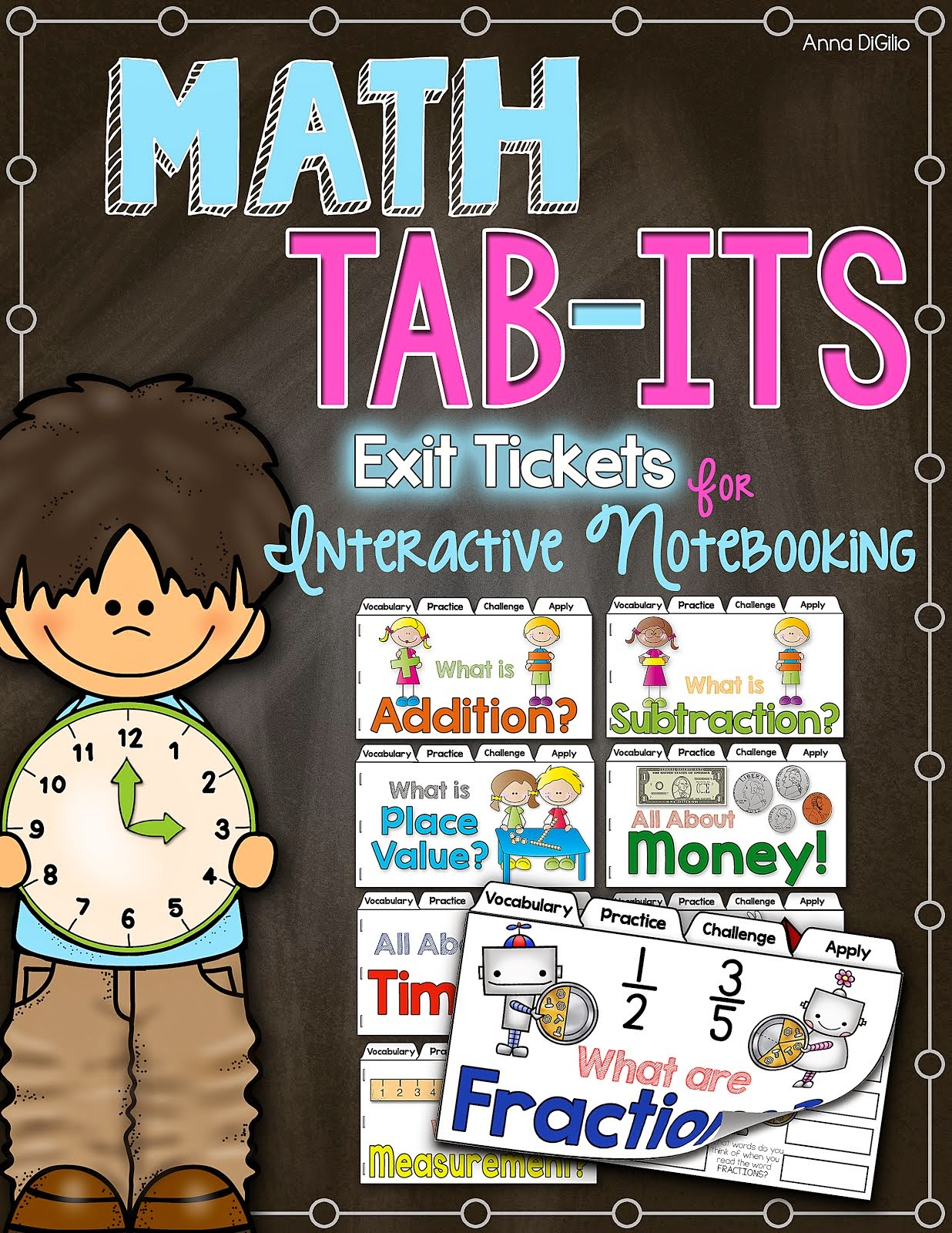 Math Tab-Its
