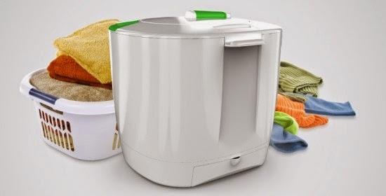 Ahorrando energ a en casa lavando la ropa ecol gicamente - Lavadora sin agua ...