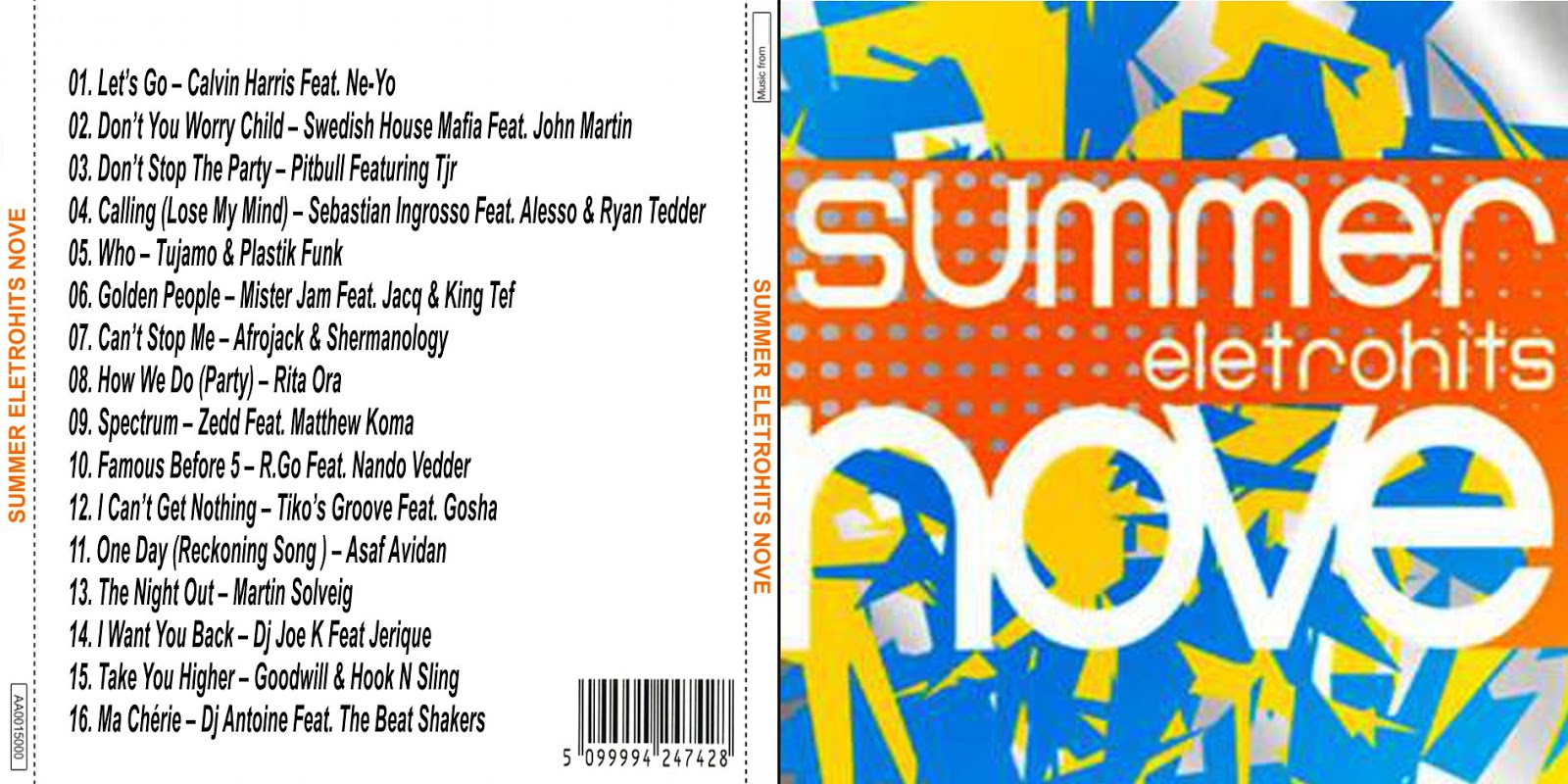 Summer eletrohits vol 9 download gratis