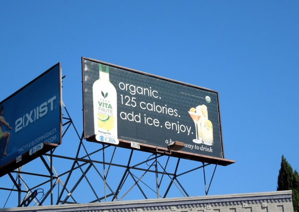 Vita Frute add ice billboard