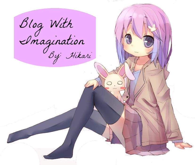 Blog With Imagination ^^