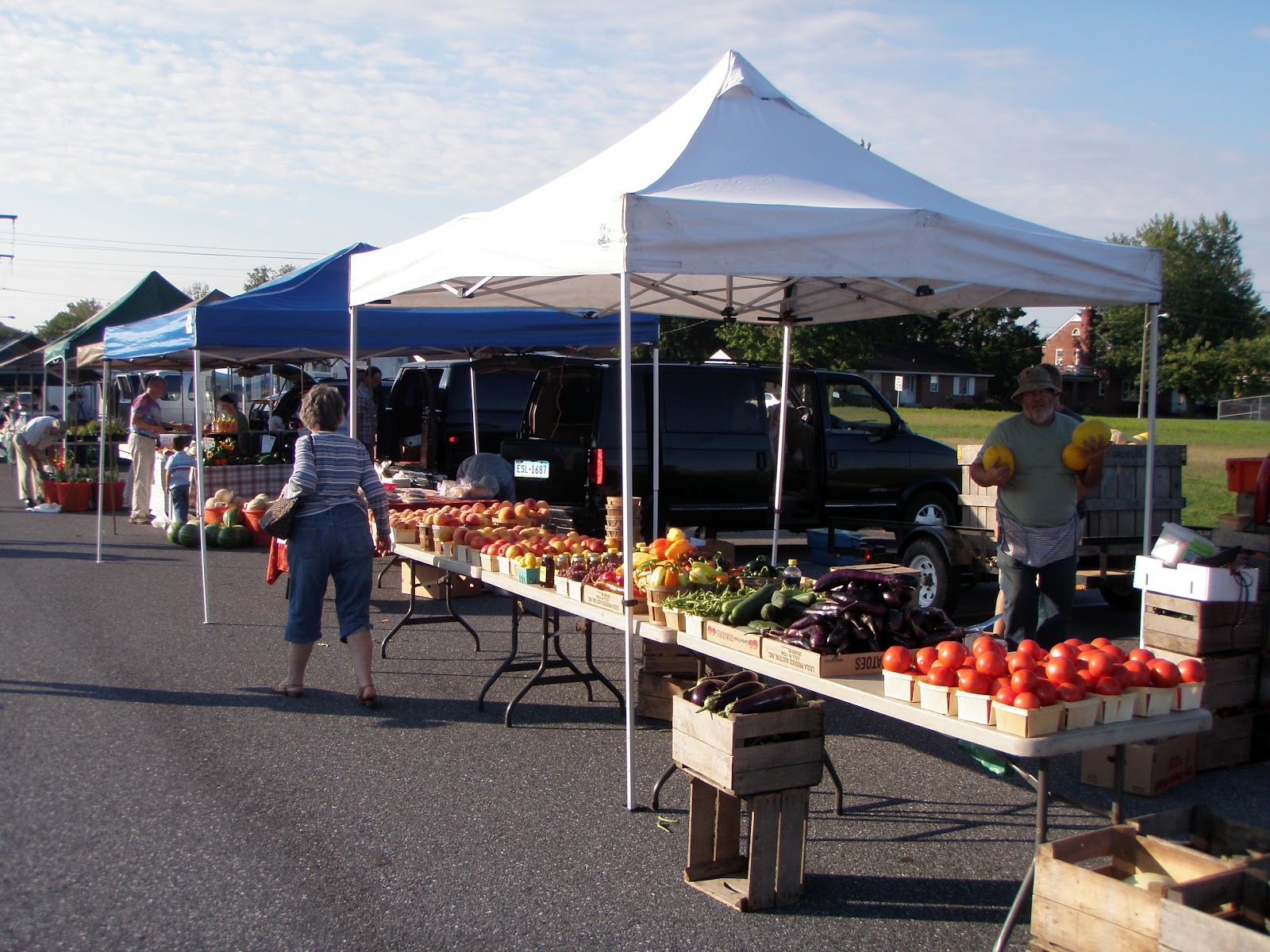 Palmyra Producer-Only Farmers Market