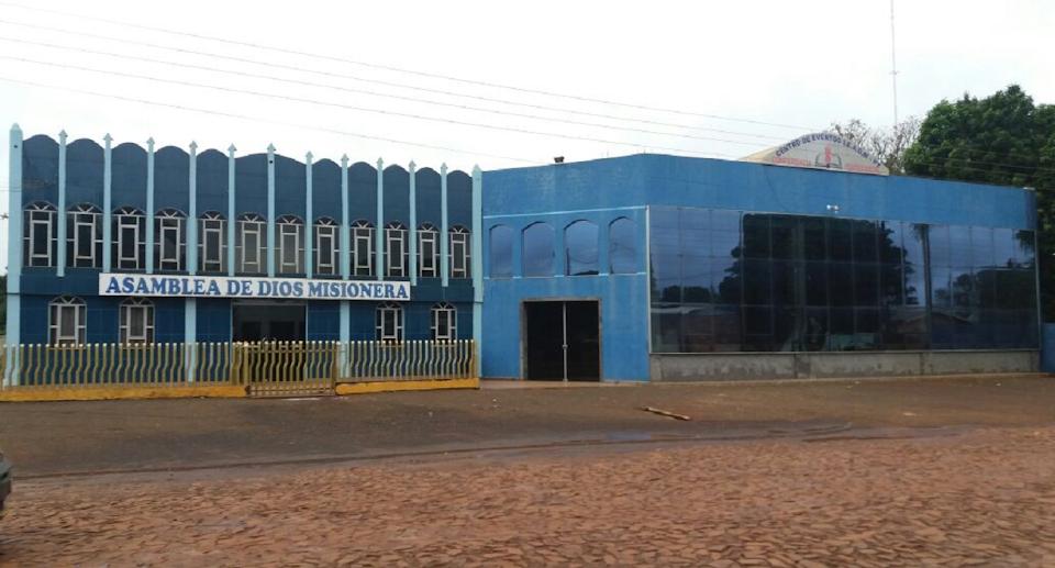 Iglesia Evangelica Asambleia de Dios Misionera,Templo Central Y Centro de Eventos, Paraguay