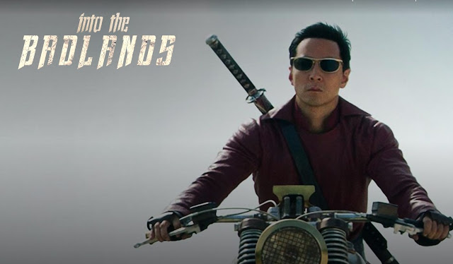 Los Lunes Seriefilos Into the Badlands Piloto