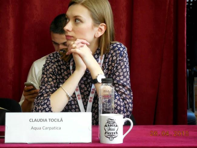 Claudia Tocila - Aqua Carpatica
