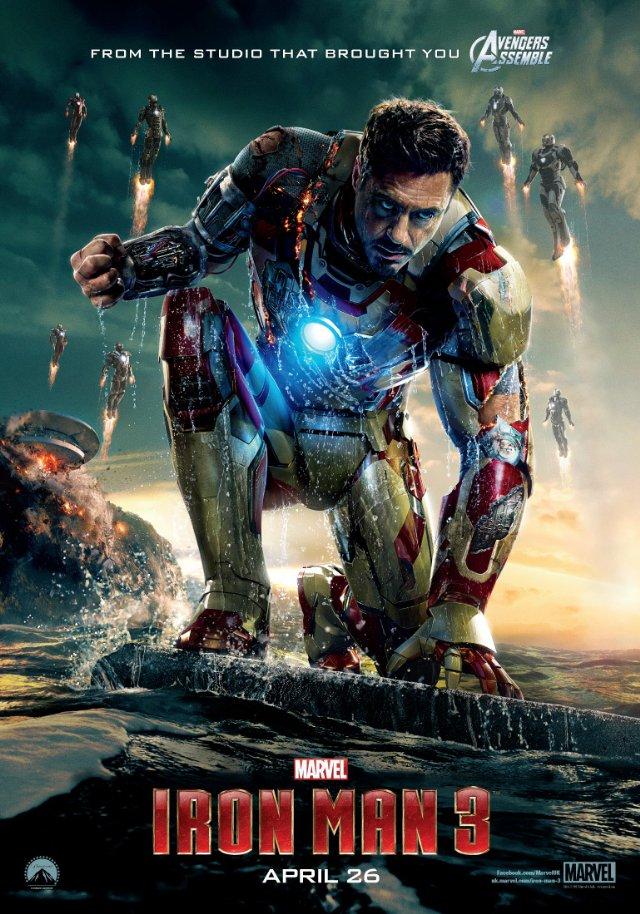 مشاهدة فيلم Iron Man 3 2013 مترجم يوتيوب dvd hd كامل اون لاين مباشرة بدون تحميل