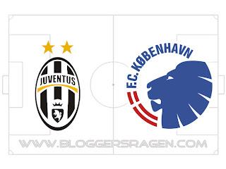Prediksi Pertandingan Juventus vs Copenhagen