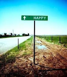 Yo tengo el camino a la felicidaz.