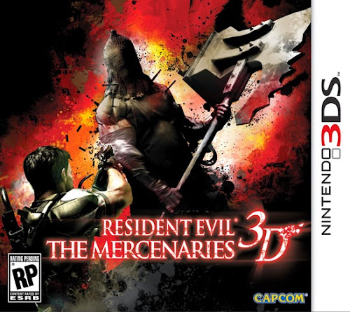 Download Resident Evil: The Mercenaries 3D (3DS CIA)