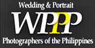 Member of Wedding & Portrait Photographers of the Philippines
