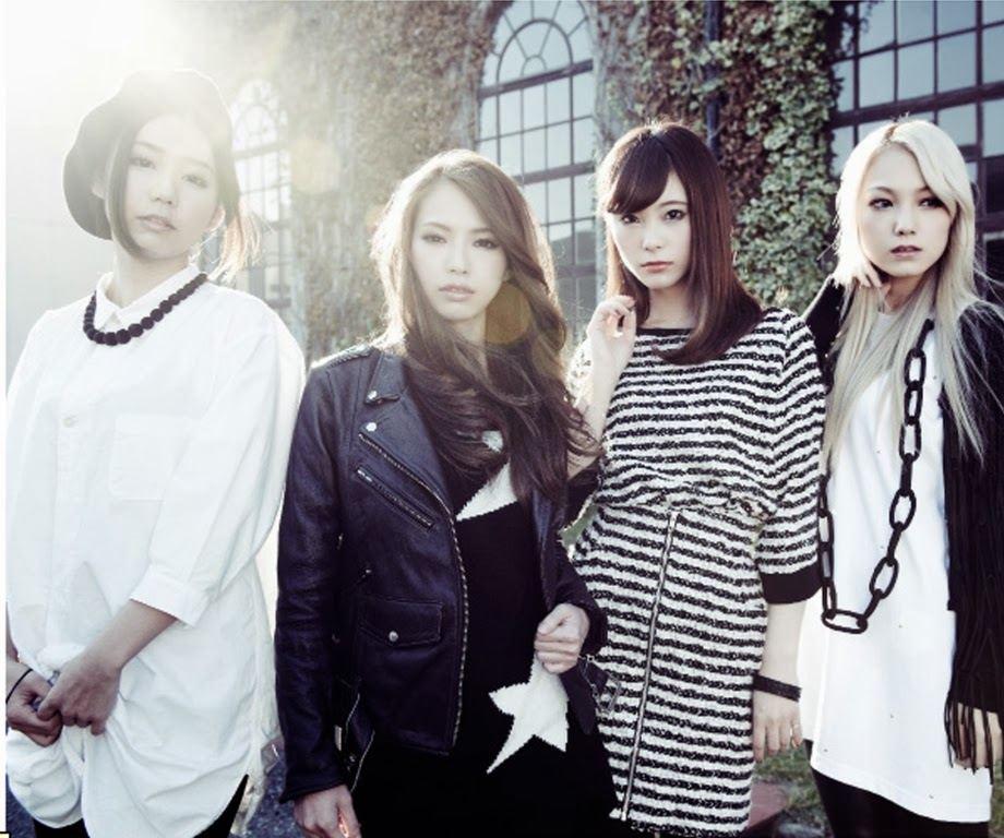 SCANDAL Runners High 歌詞 lyrics cover