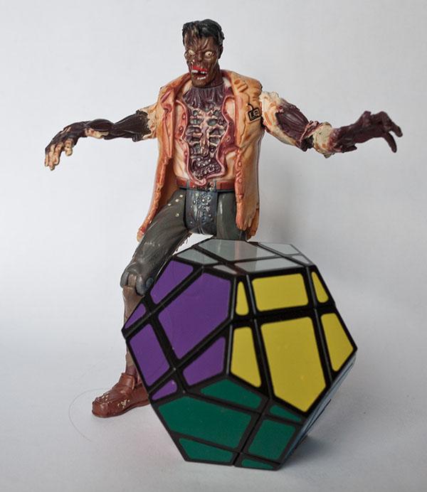 3x3x3 Dodecaedro zombie cube rubik