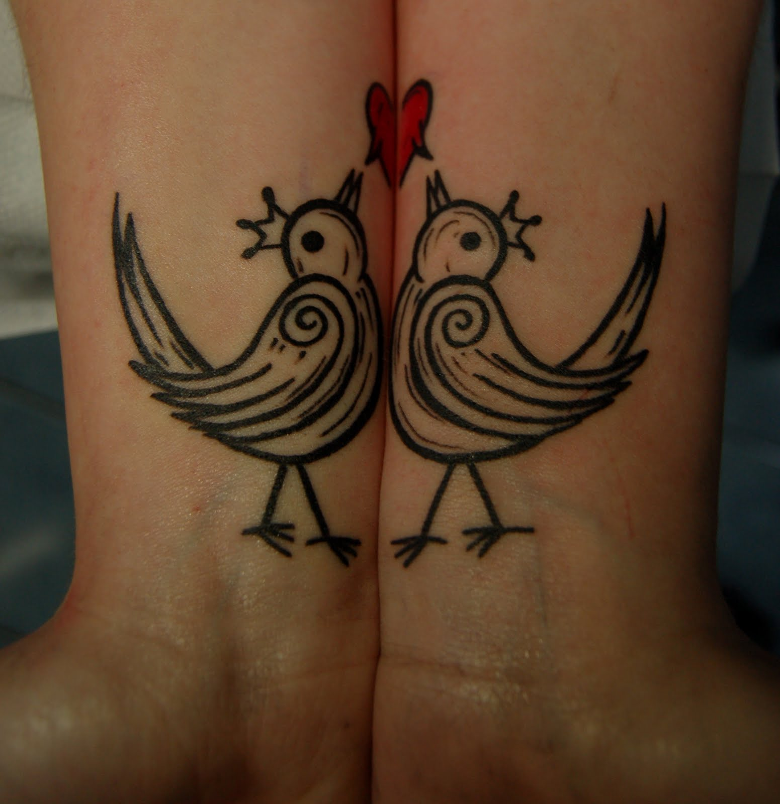 Gudu Ngiseng Blog: Couple Tattoos Ideas