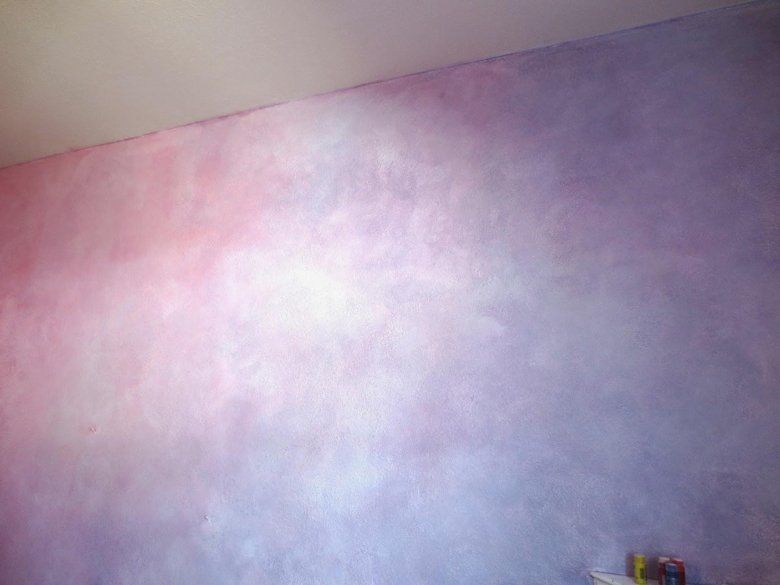 Rainbow Painted Room