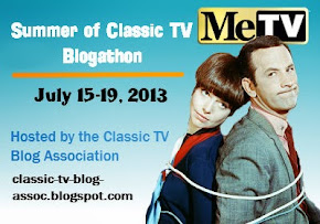 The Summer of Classic TV Blogaton - July 15-19, 2013