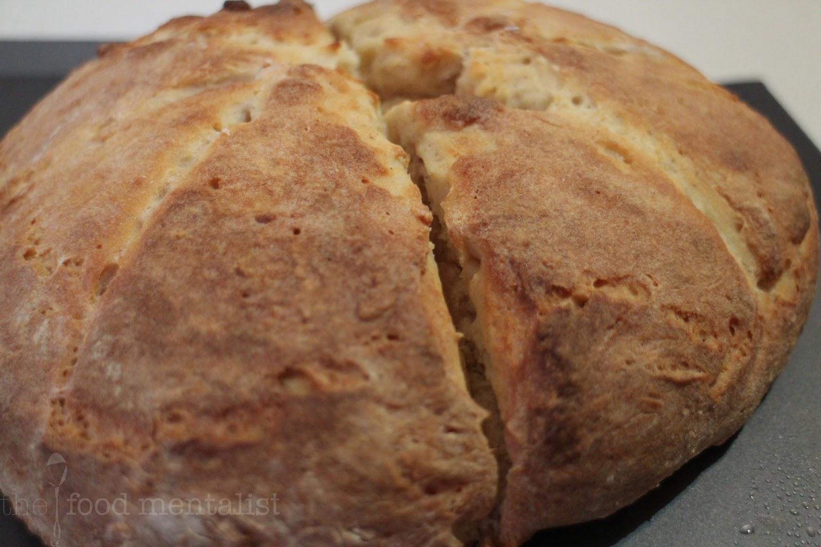 how to make damper dough