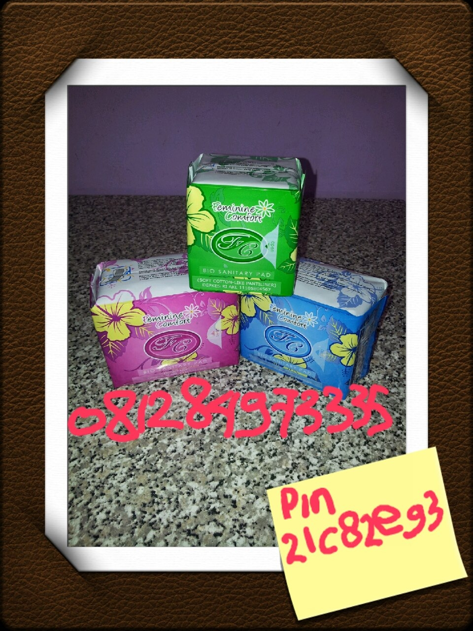 Distributor Avail Rani 081284973335 7ed95ace Jakarta Utaraserang Pembalut Selasa 20 November 2012