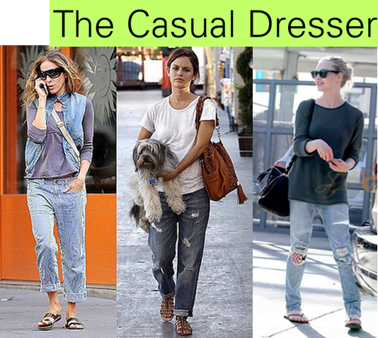 The Casual Dresser - Sarah Jessica Parker, Rachel Bilson