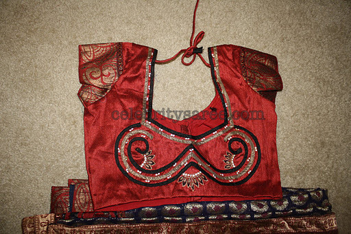 Red Designer Saree Blouses Saree Blouse Patterns,Jamaican Toe Nail Designs