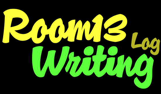 Room13's Writing Log