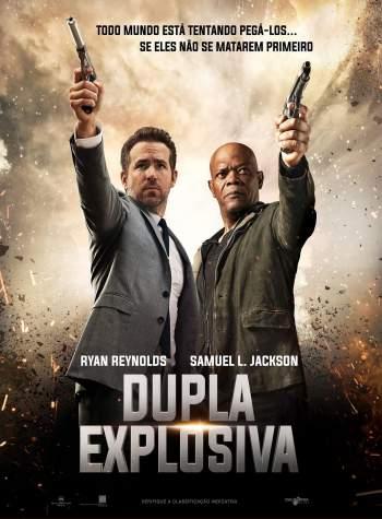 Filme Poster Dupla Explosiva 2017