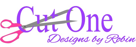 Cut One Designs by Robin