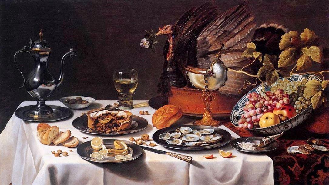 pinturas-bodegones-vanitas-oleos