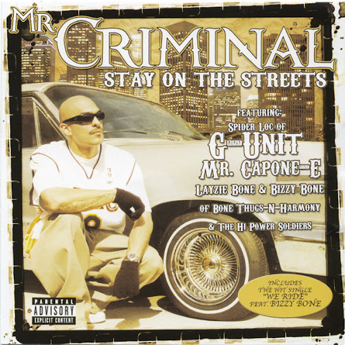 Lyrics: Mr. Criminal - The Streets Miss You
