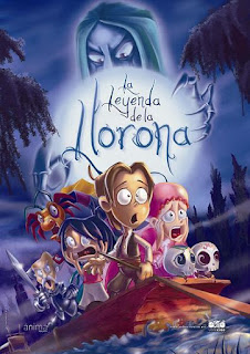La leyenda de la llorona Online