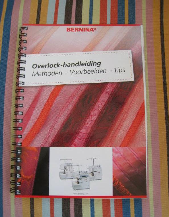 Overlock handleiding Bernina