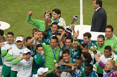 León Campeón Apertura Liga MX 2013
