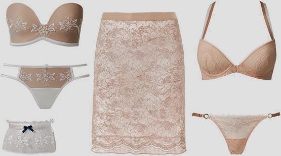 Intimissimi lencería rosa primavera verano 2014