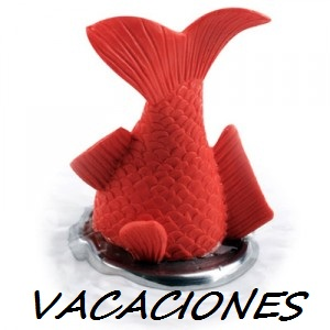 Esp ce de poisson rouge vacaciones for Poisson rouge vacances nourriture