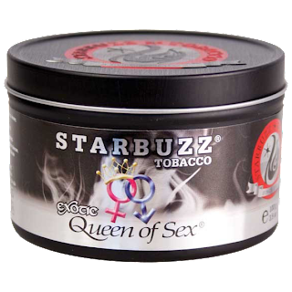 STARBUZZ BOLD QUEEN OF SEX SHISHA TOBACCO