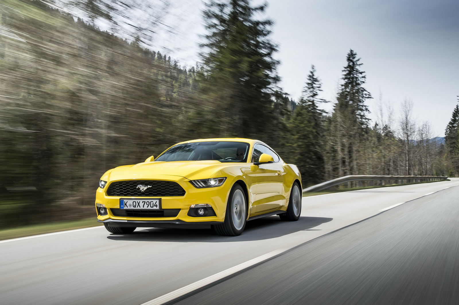 2017 Mustang V6 >> Ford Mustang An Instant Hit In Australia, Sells Out Until 2017   Carscoops
