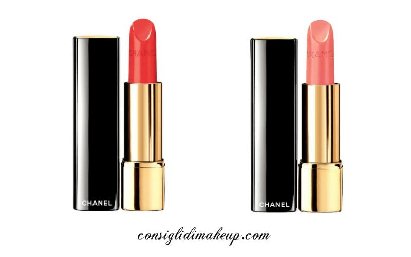 nuovi rossetti chanel collezione primavera 2015