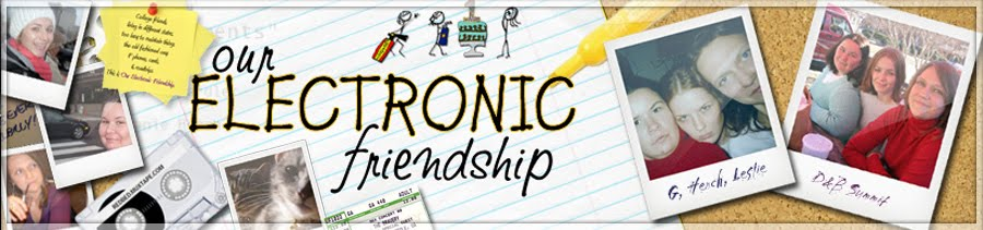 Our Electronic Friendship