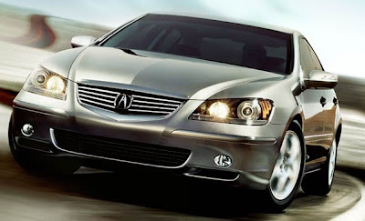 Best Acura RL 2008 Gallery