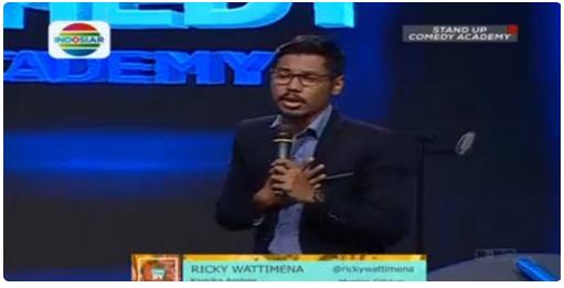 Peserta Stand Up Comedy Academy yang Gantung Mik Tgl 27 Oktober 2015 (Babak 14 Besar)