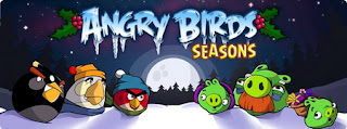 Angry Birds Seasons for Android released