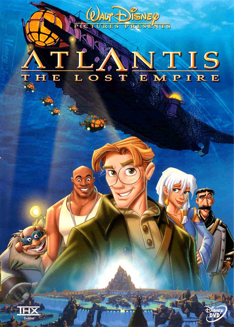 atlantis the lost empire impero perduto Disney recensione