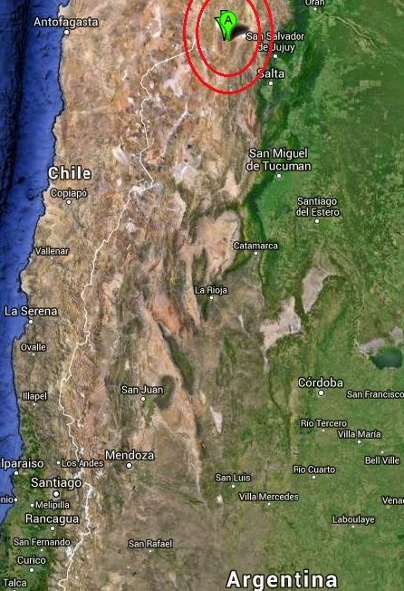 Magnitude 6.2 Earthquake of San Antonio de los Cobres, Argentina 2014-09-24