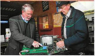 Computer museum, David larsen