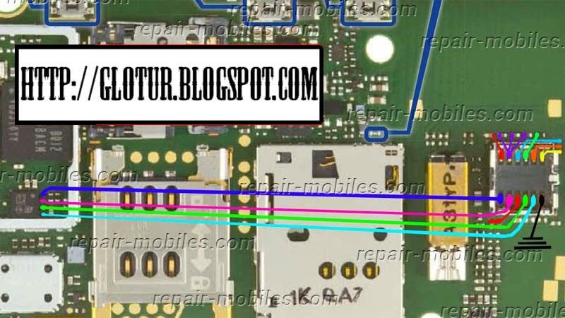 Cellphone Repair Nokia Asha 203, Asha 202 Camera Ways Problem Solution