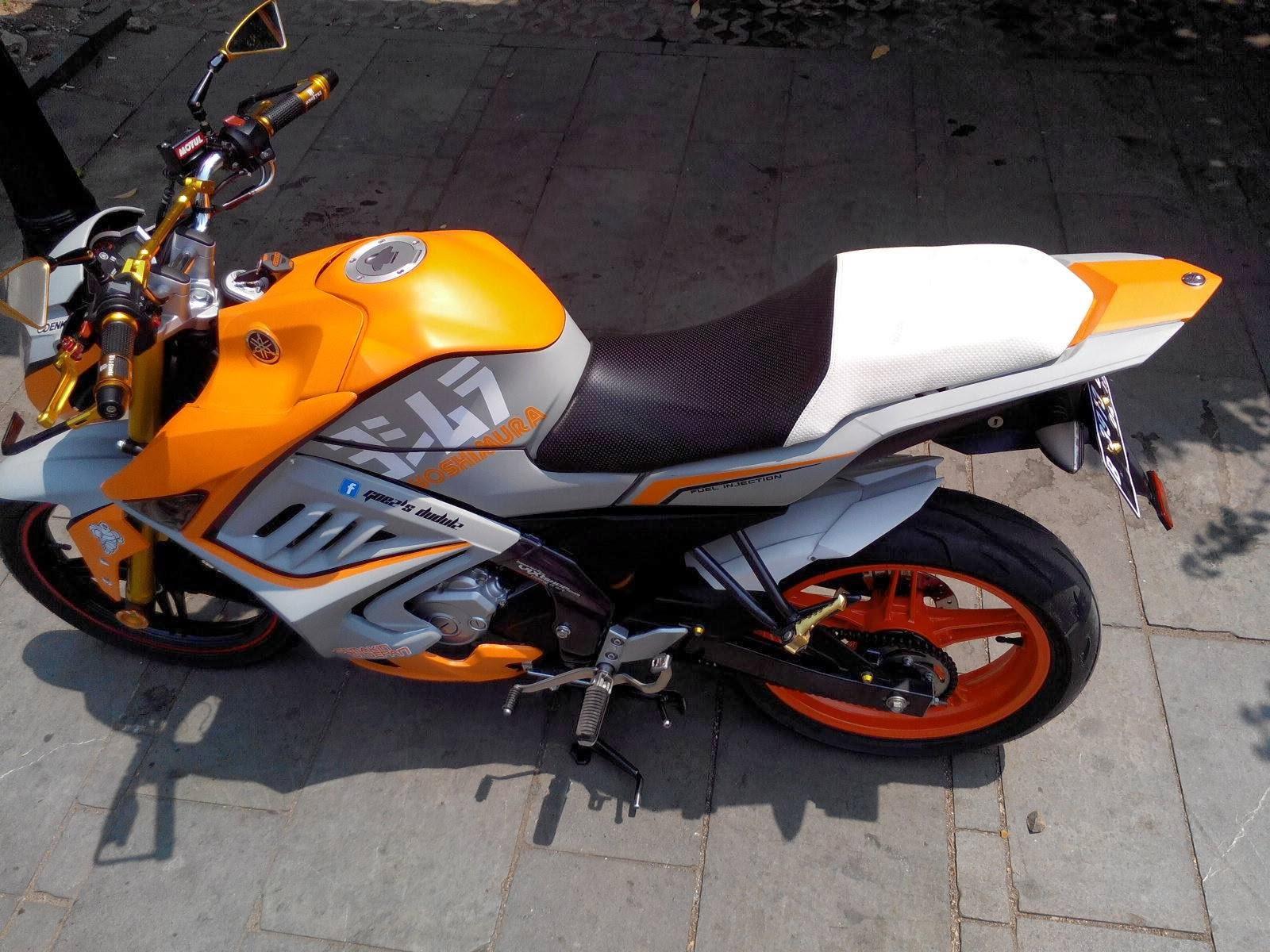 Modif Yamaha Nvl Hitam